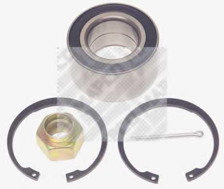Комплект подшипника ступицы колеса MAPCO 26544 - изображение