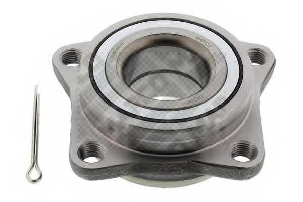 Комплект подшипника ступицы колеса MAPCO 26552 - изображение