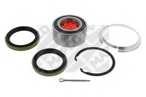 Комплект подшипника ступицы колеса MAPCO 26561 - изображение
