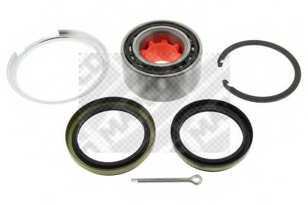 Комплект подшипника ступицы колеса MAPCO 26564 - изображение 1