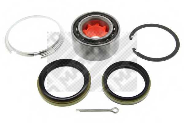 Комплект подшипника ступицы колеса MAPCO 26564 - изображение