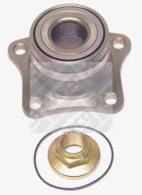 Комплект подшипника ступицы колеса MAPCO 26565 - изображение