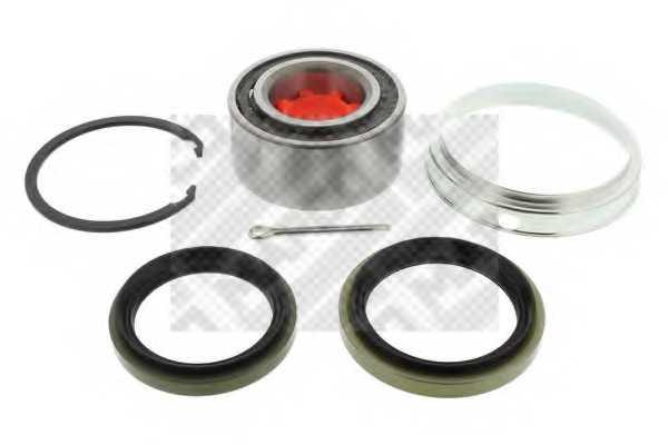 Комплект подшипника ступицы колеса MAPCO 26570 - изображение