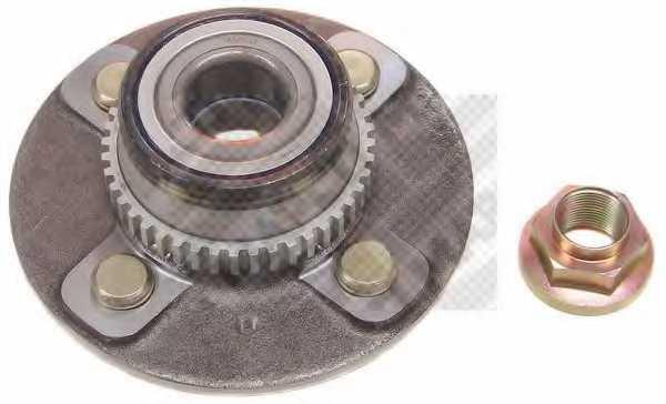 Комплект подшипника ступицы колеса MAPCO 26577 - изображение