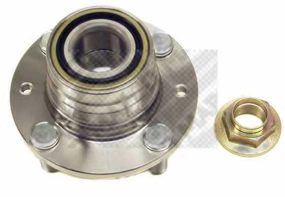 Комплект подшипника ступицы колеса MAPCO 26582 - изображение