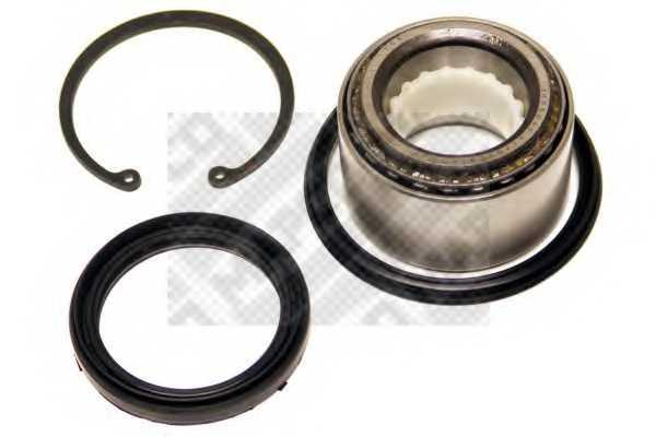 Комплект подшипника ступицы колеса MAPCO 26593 - изображение