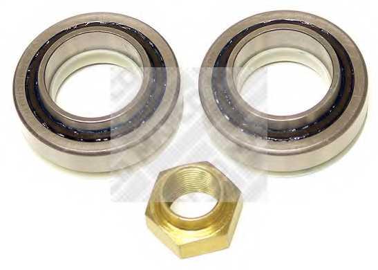 Комплект подшипника ступицы колеса MAPCO 26606 - изображение