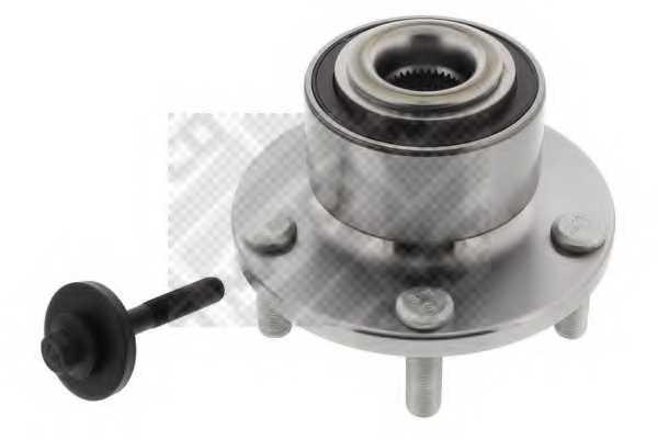 Комплект подшипника ступицы колеса MAPCO 26647 - изображение