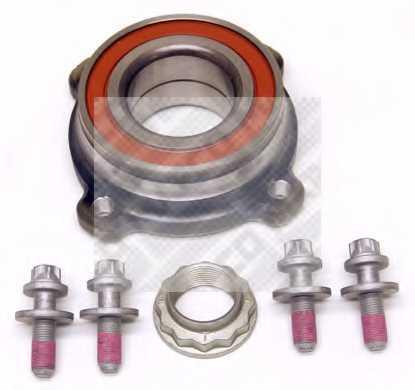 Комплект подшипника ступицы колеса MAPCO 26650 - изображение
