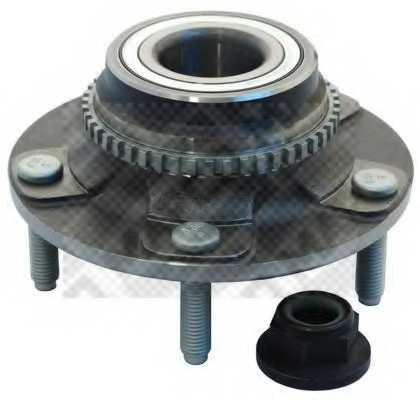 Комплект подшипника ступицы колеса MAPCO 26681 - изображение