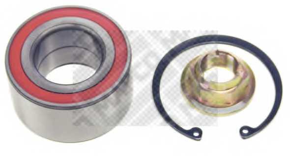 Комплект подшипника ступицы колеса MAPCO 26689 - изображение