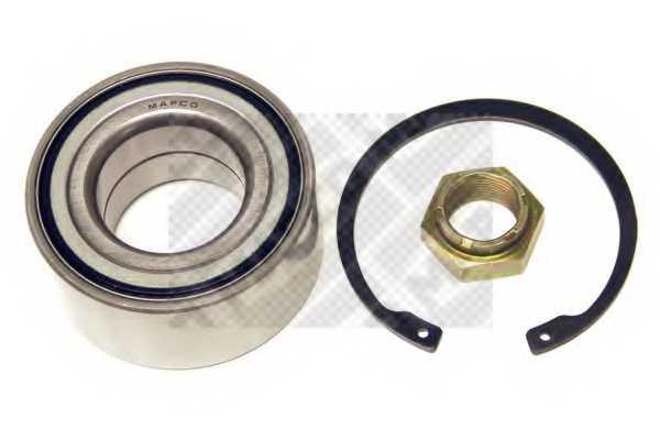 Комплект подшипника ступицы колеса MAPCO 26715 - изображение