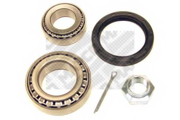 Комплект подшипника ступицы колеса MAPCO 26746 - изображение