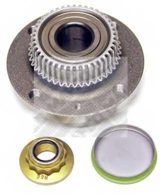 Комплект подшипника ступицы колеса MAPCO 26752 - изображение