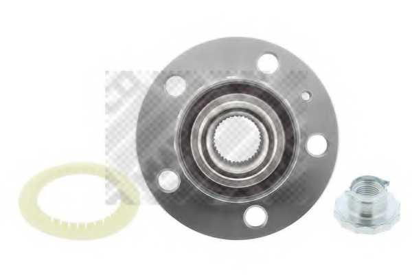 Комплект подшипника ступицы колеса MAPCO 26753 - изображение 1