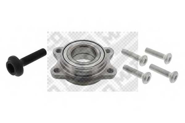 Комплект подшипника ступицы колеса MAPCO 26754 - изображение