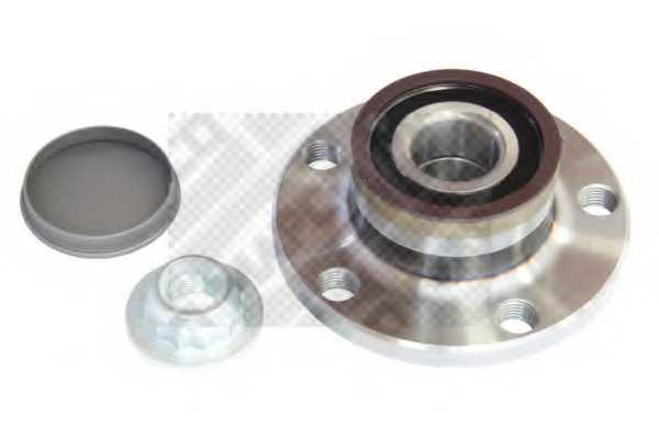 Комплект подшипника ступицы колеса MAPCO 26755 - изображение 1