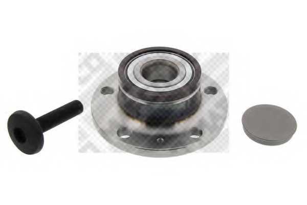 Комплект подшипника ступицы колеса MAPCO 26768 - изображение