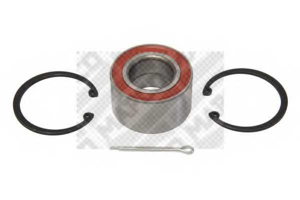 Комплект подшипника ступицы колеса MAPCO 26804 - изображение