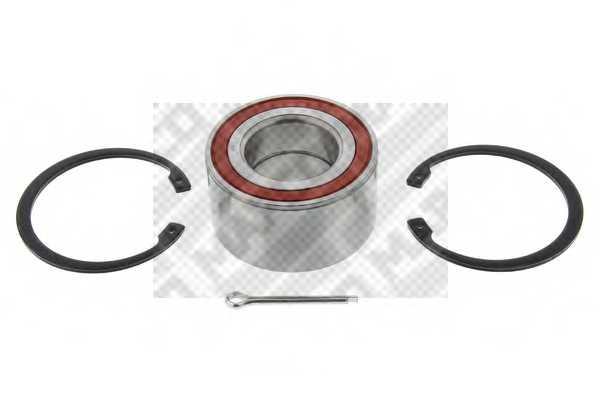Комплект подшипника ступицы колеса MAPCO 26805 - изображение