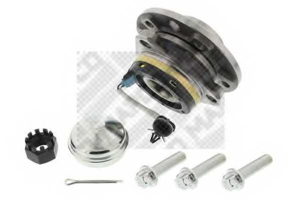 Комплект подшипника ступицы колеса MAPCO 26812 - изображение 2