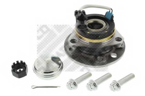 Комплект подшипника ступицы колеса MAPCO 26812 - изображение