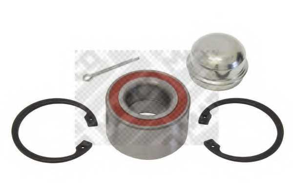 Комплект подшипника ступицы колеса MAPCO 26824 - изображение