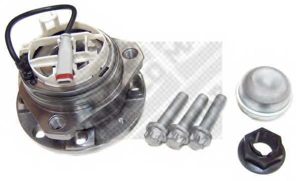 Комплект подшипника ступицы колеса MAPCO 26830 - изображение