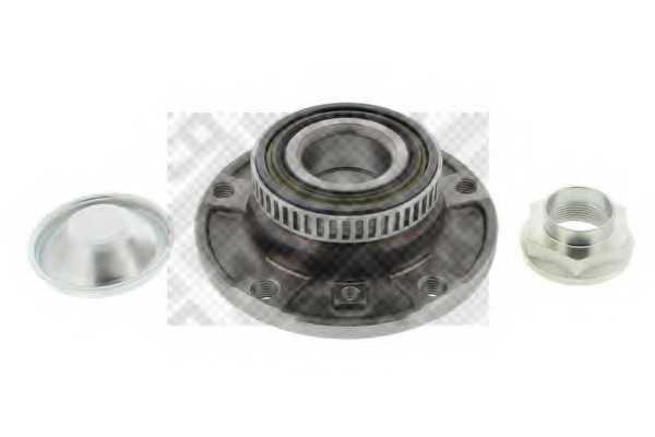 Комплект подшипника ступицы колеса MAPCO 26860 - изображение