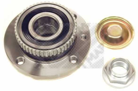 Комплект подшипника ступицы колеса MAPCO 26864 - изображение