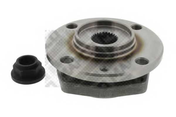 Комплект подшипника ступицы колеса MAPCO 26901 - изображение 1