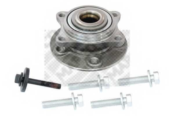 Комплект подшипника ступицы колеса MAPCO 26925 - изображение