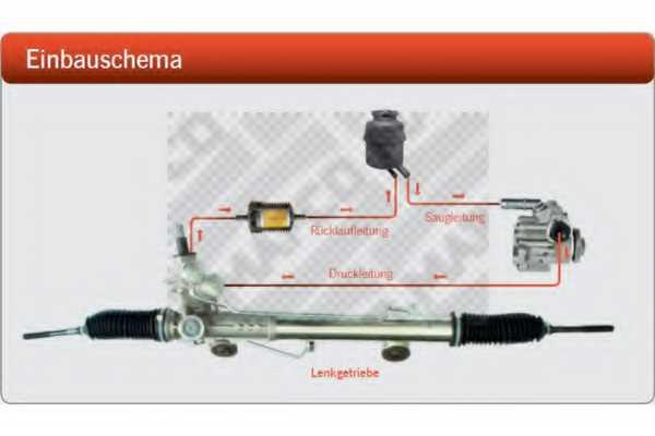 Гидрофильтр рулевого управления MAPCO 29990 - изображение 1