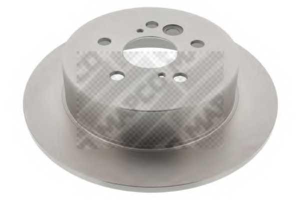 Тормозной диск MAPCO 45562 - изображение