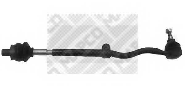 Поперечная рулевая тяга MAPCO 49783 - изображение