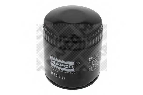 Фильтр масляный MAPCO 61200 - изображение