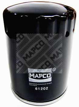 Фильтр масляный MAPCO 61202 - изображение 1