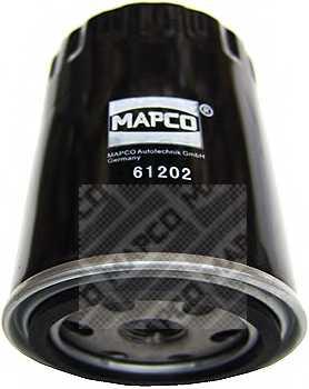 Фильтр масляный MAPCO 61202 - изображение