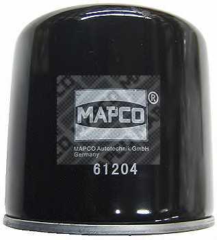 Фильтр масляный MAPCO 61204 - изображение 1