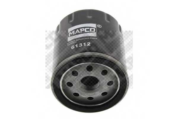 Фильтр масляный MAPCO 61312 - изображение 1