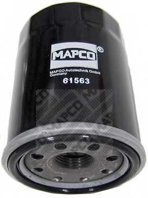Фильтр масляный MAPCO 61563 - изображение
