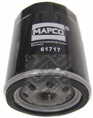 Фильтр масляный MAPCO 61717 - изображение