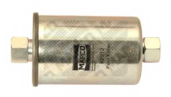 Фильтр топливный MAPCO 62512 - изображение