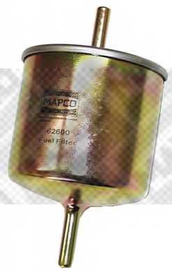 Фильтр топливный MAPCO 62600 - изображение
