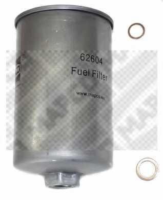 Фильтр топливный MAPCO 62604 - изображение
