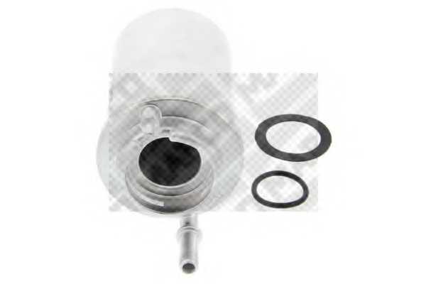 Фильтр топливный MAPCO 62801 - изображение 1