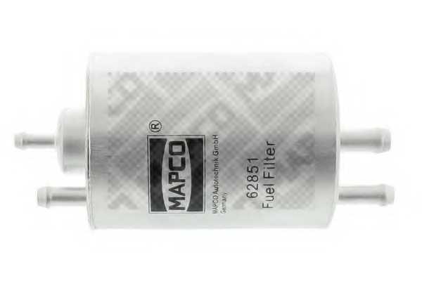Фильтр топливный MAPCO 62851 - изображение