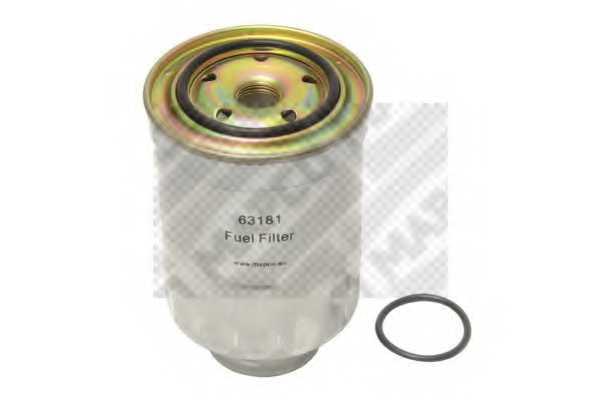 Фильтр топливный MAPCO 63181 - изображение 1