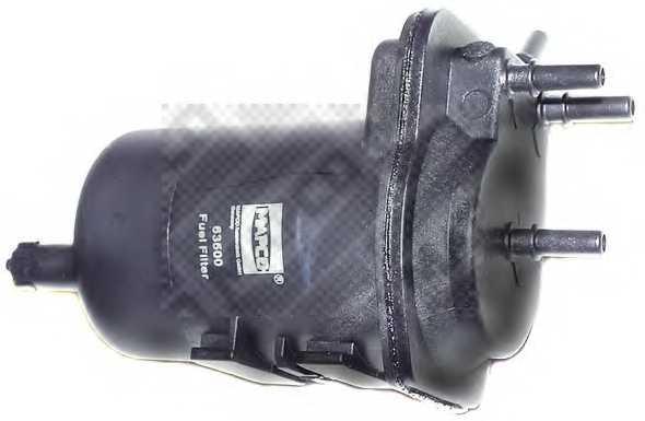 Фильтр топливный MAPCO 63500 - изображение