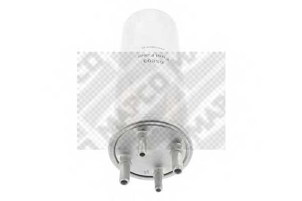 Фильтр топливный MAPCO 63803 - изображение